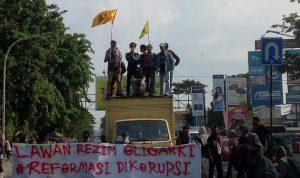 PMII Tala'salapang peringati Hari Sumpah Pemuda (Foto: Taslim/zonatimes.com)