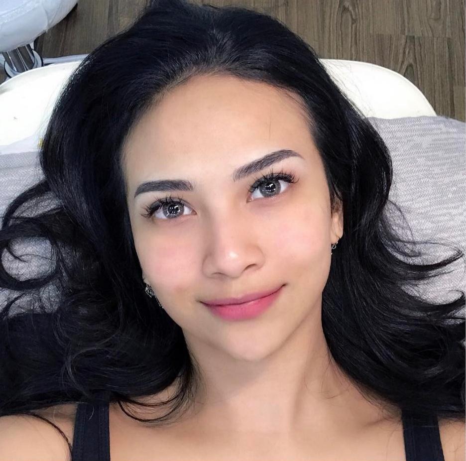 Vanessa Angel (Foto: Instagram @vanessaangelofficial/zonatimes.com)