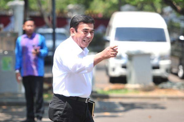 Menteri Agama Fachrul Razi (Foto: niaga/zonatimes.com)