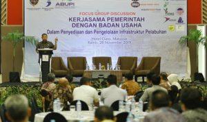 Iqbal Suhaeb hadir FGD ABUPI (Foto:Ist/zonatimes.com)