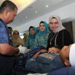 Dinkes Makassar dan Bersama TP PKK Target 412 Anak untuk sunatan massal (Foto: Humas/zinatimes.com)