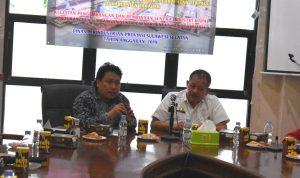 Kunjungan tim Percepatan Pembangunan Kawasan Industri Perkapalan Terpadu (PPIKPT) Sulawesi Selatan ke Takalar (Foto: Jaya/zonatimes.com)