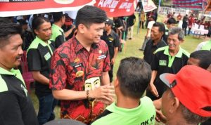Bupati Gowa, Adnan Purichta hadiri Musyawarah Appalili (Foto:Liput/zonatimes.com)