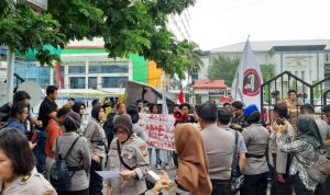 OPM peringatan Hari Anti Korupsi Sedunia (Foto: Ist)
