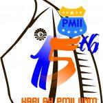 Logo Hari Lahir PMII UNM ke 15 (Foto:Ist)