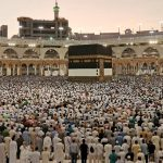Mekkah, Jemaah umrah (Foto: Tempo)