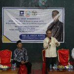 Reses Arifin Bando di Kelurahan Kambiolangi, Kecamatan Alla, Kabupaten Enrekang, Sabtu, 1 Februari 2020 (Foto:Ist)