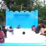 Kolam air susu Bontomarannu Gowa (Foto:Ist)