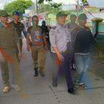 Satpol PP tangkap juru parkir liar di Makassar ((Foto:Ist)