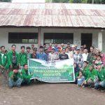 Mahasiswa KKN UIN Alauddin Makassar (Foto: Emil)