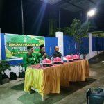 Seminar program kerja mahasiswa KKN UIN Alauddin Makassar di Samaenre Maros (Foto:Ist)