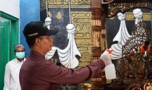 Ketua Tanfidziah PCNU kota Makassar, KH Kaswad Sartono (Foto:Ist)