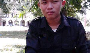 Foto Asrum Wijaya Ketua Karang Taruna Anrihua Bulukumba