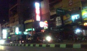 Salah satu tempat hiburan malam di Makassar (Foto: Makassartoday)