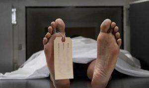 Ilustrasi mayat