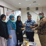 UIN Alauddin Makassar produksi masker dan hand sanitizer untuk warga (Foto:Ist)