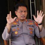 Kapolres Takalar AKBP Budi Wahyono, S.H., S.I.K., M.H. zonatimes.com.