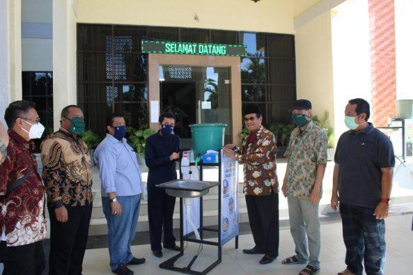 Wastafel Matic UIN Alauddin Makassar (Foto:Ist)