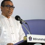 Sekretaris Umum Persatuan Gereja Indonesia (PGI) Pendeta Jacky Manuputty
