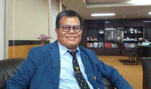 Rektor UNM Prof Husain Syam