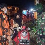 Salah satu pemudi yang terjaring aparat keamanan pada masa PSBB Gowa (Foto:Ist)