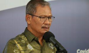 Juru Bicara Pemerintah terkait Covid-19, Achmad Yurianto