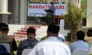 Deputi Bidang Pencegahan Badan Nasional Penanggulangan Bencana (BNPB) Lilik Kurniawan (Foto: BNPB)