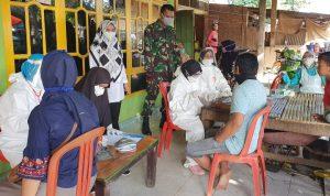 Rapid Test massal kabupaten Gowa sasar para pedagang di pasar