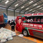 Ridwan Andi Wittiri siap bagikan 5000 paket sembako kepada masyarakat kota Makassar (Foto:Ist)