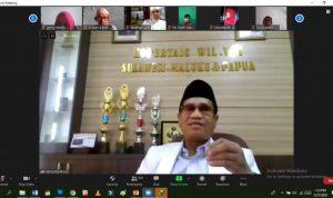 FKIK UIN Alauddin Makassar gelar Halal Bihalal dengan tema Silaturahim Virtual dan Ukhuwah Islamiah
