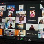 Halal Bihalal FAH UIN Alauddin digelar lewat Virtual
