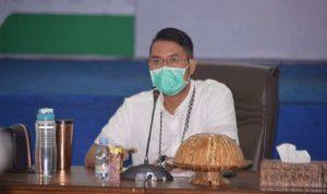 Ketua Gugus Tugas Percepatan Penanganan Covid-19 Kabupaten Sinjai, Andi Seto Asapa (ASA) (Foto:hms)