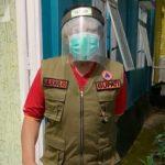 Bupati Bulukumba AM Syukri Sappewali saat rekaman video himbauannya