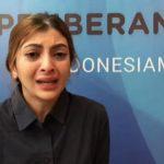 Sarah Salsabila saat minta maaf dan menjelaskan soal maksud leleng keperawanan (Foto: screenshot/dr Tirta)