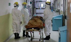 Gambar pasien terkait Covid-19 (Foto: detikcom)