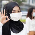 Gambar ilustrasi perempuan pakai masker (foto:detikcom)