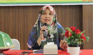Anggota DPRD Sulsel, Andi Nurhidayati Zainuddin (Foto:Rahman/zonatimes.com)