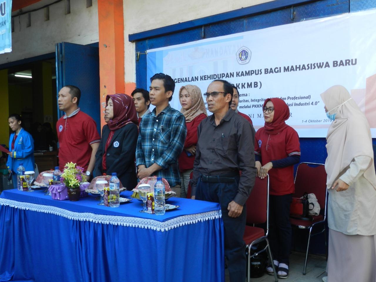 Badan Pengurus Yayasan Pendidikan Handayani Makassar