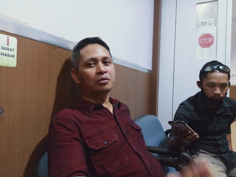 Anggota DPRD Kota Makassar Supratman komisi A