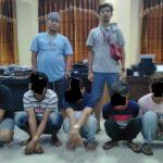 Lima pemuda diduga memperkosa seorang gadis berinisial H (18).