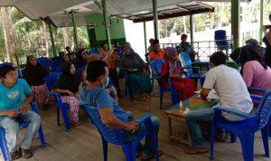 Lakukan Monitoring di Desa Lalang Bata dan Buki Timur, PPK Buki Pastikan, Verfak Rampung Hari Selasa