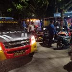 Polres Sinjai Gelar Patroli Imbau Disiplin Protokol Kesehatan Covid-19 Dalam Rangka Ops Bina Kusuma