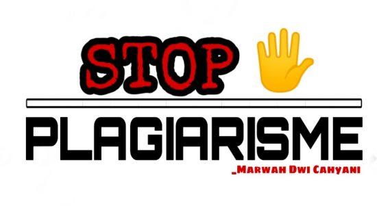 Stop Plagiarisme