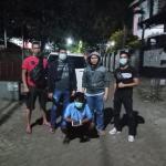 Alam Bin Asso (45) alamat Jl. Dg. Tantu Rappokalling Utara Kota Makassar ditangkap Resmob Polda Sulawesi Selatan atas kasus tindak pidana pencurian dengan pemberatan (curat) di Kabupaten Polman, Sulawesi Barat.