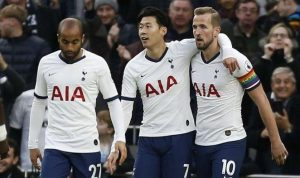 Link Live Streaming Laga Burnley vs Tottenham