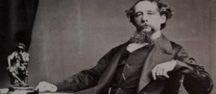 Charles Dickens Penulis