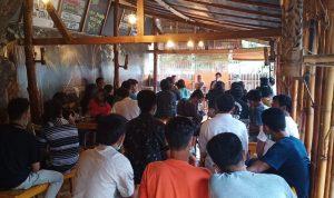 Pemuda Bulukumba diskusi Publik dan Launching Komunitas Teman MABAR (foto:Ist)