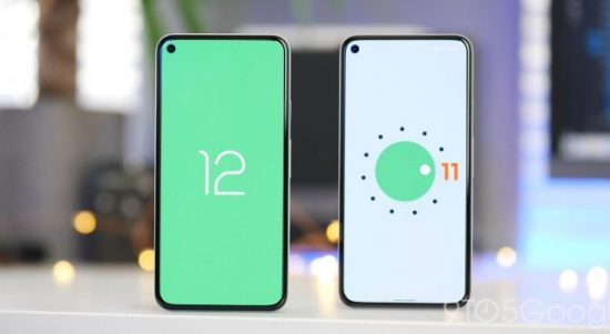 Google luncurkan OS Android 12