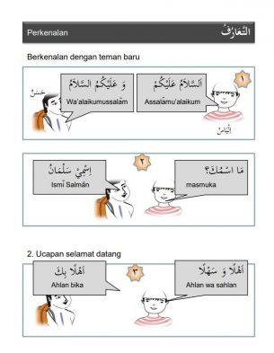 Belajar Bahasa Arab Online Salam Perkenalan