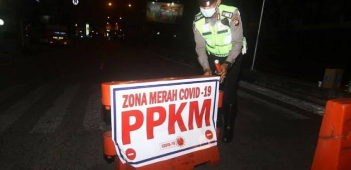 PPKM Level 4